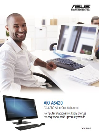 ASUS ASUSPRO ALL IN ONE A6420